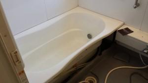 浴槽再生塗装