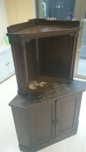 家具再生塗装