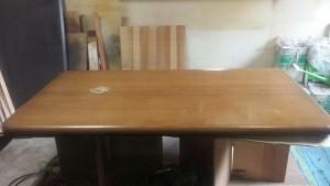 テーブル再生塗装